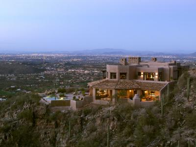 Luxury Desert Home in Tucson